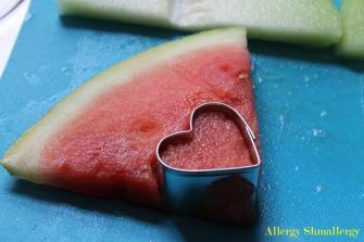 watermelon heart AS logo