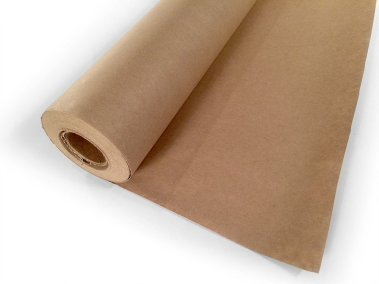 Kraft Paper - brown roll tablecloth