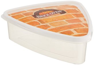 Brick oven slice saver