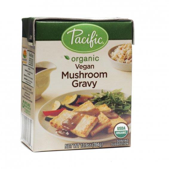 Pacific Foods Organic Vegan Gravy