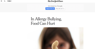 NYT Bullying Headline Screen Shot 2018-09-17 at 12.08.15 PM