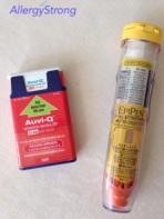 Auvi-q and Epipen